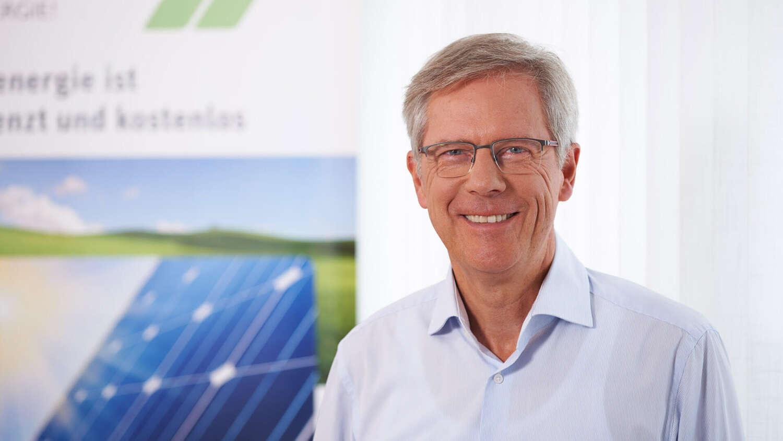 Herr Norbert Unterharnscheidt ist Geschäftsführer bei e.systeme21