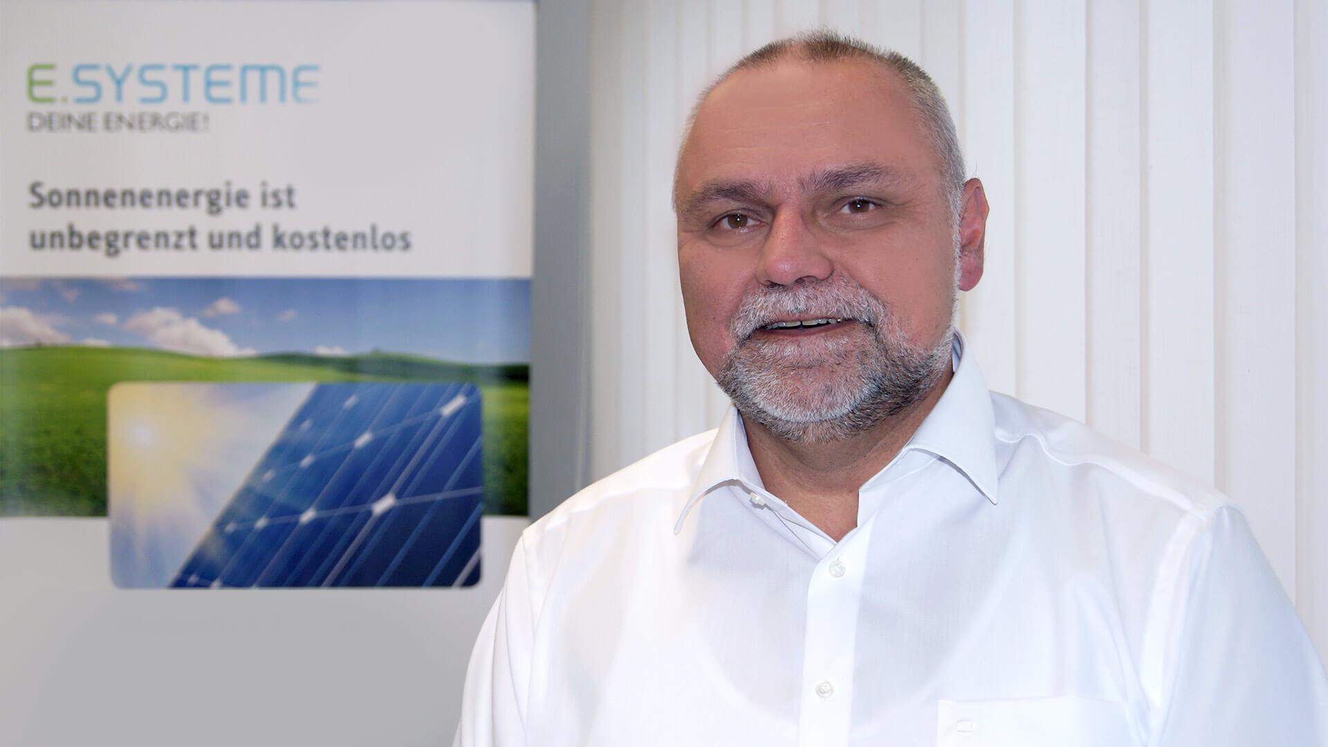 Ansprechpartner für Gewerbekunden Jörg Steimann