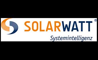 Herstellerlogo Solarwatt