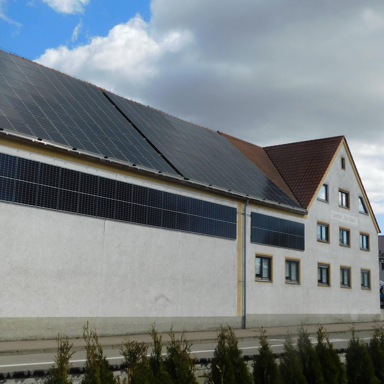 Referenz e.systeme21 | Restaurant zur Grenz, Tapfheim
