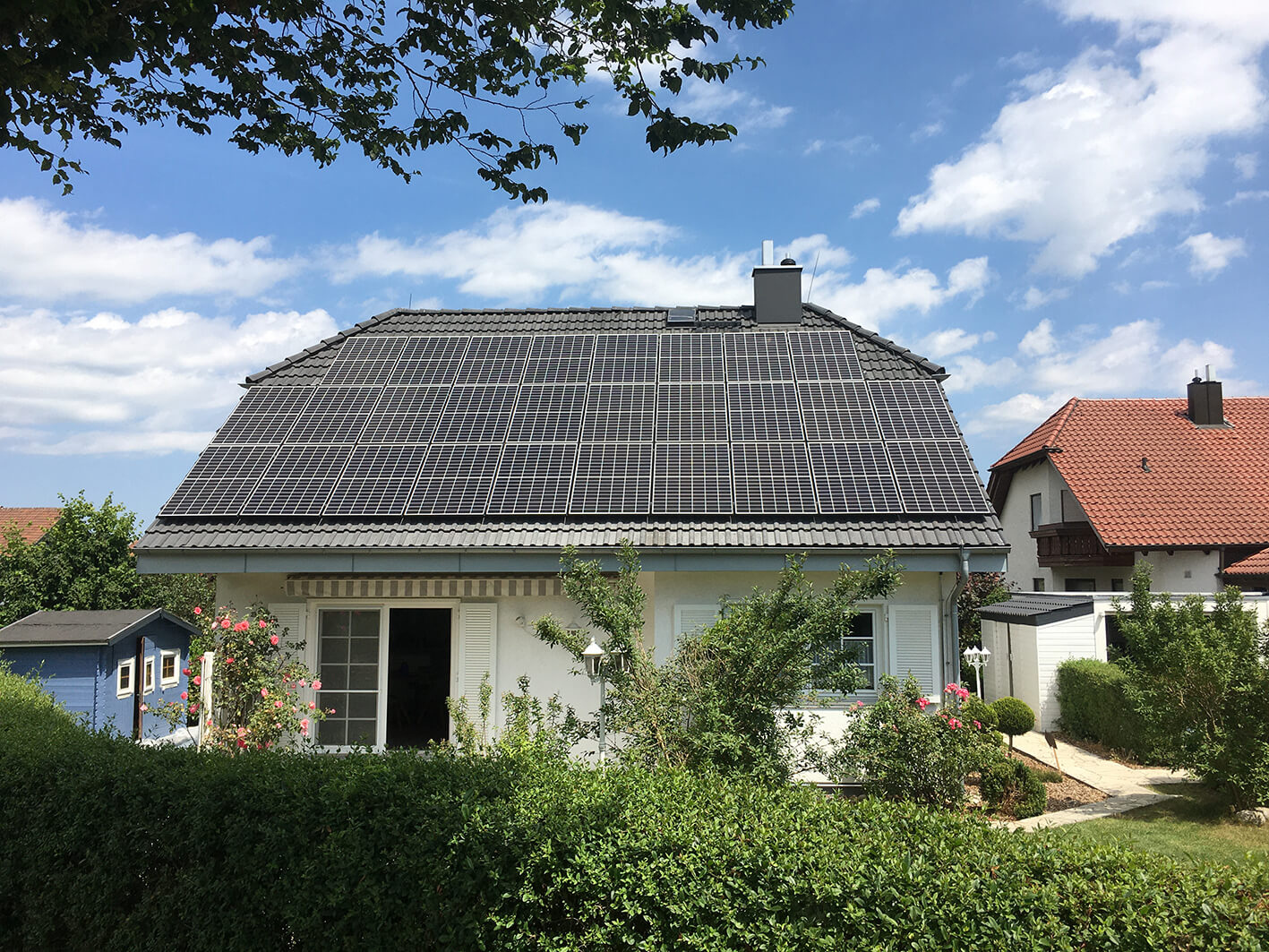 Referenz e.systeme21 | Privatkunde, Geislingen