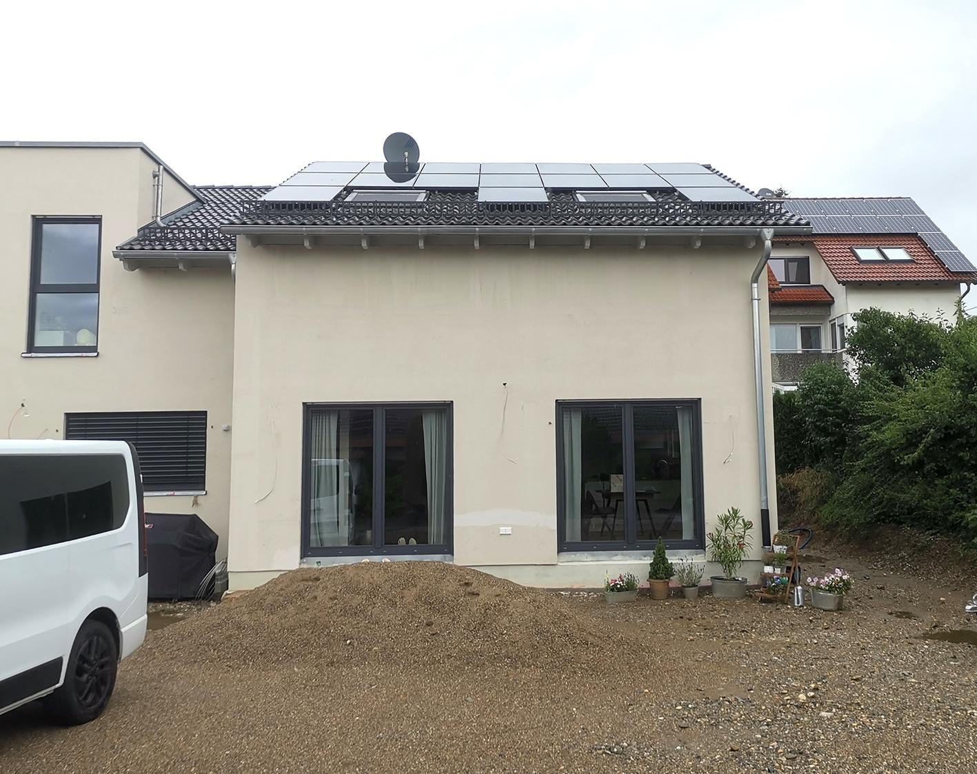 Referenz e.systeme21 | Privatkunde, Dornstadt